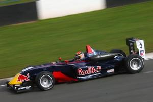 Brendon Hartley is busy this year competing in Formula Renault 3.5, the F3 Euroseries and some rounds of the British F3
