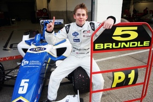 SuperStar Alex Brundle