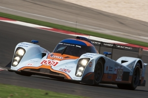 Darren Turner is driving for Aston Martin in LMP1 for the Le Mans Series and the Le Mans 24 Hour in 2009