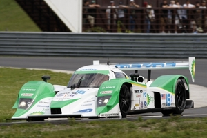 Guy Smith is racing in the American Le Mans Series in 2009 with Dyson Racing / BP Mazda
