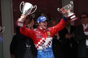 Superstar Oliver Turvey recorded a memorable Formula Renault 3.5 victory in Monaco in 2009