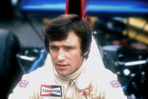 Ian in 1976 Formula One Championship