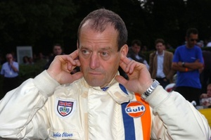 Jackie at Goodwood in 2007