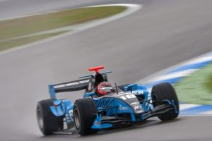 Max driving for Ocean Racing Technology at Hockenheim 2010