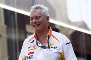 Pat in 2009 as Director of Engineering, Renault F1.jpg