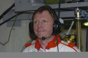Ray at 2006 Le Mans 24 Hours race